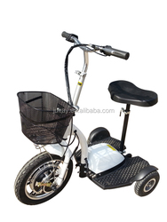 2016 New 500W Electric Tricycles for Adults