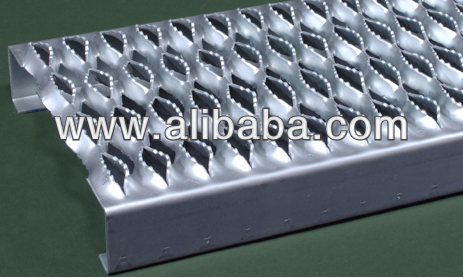 perforated aluminum safety grating