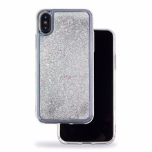 2018 the new desgin phone case for iphone liquid cover shell