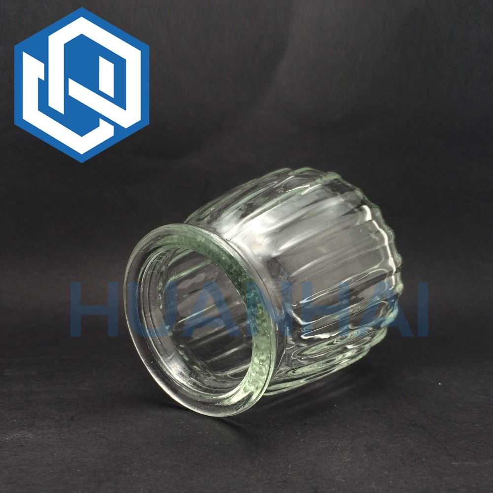 125ml Glass Storage Jars Glass Candle Jars Candle Holder