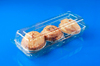 new design marketing blister plastic clear fruit packaging box