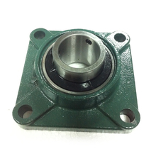 YWS drive shaft ceramic bearing F206 F210 support square-flaned type