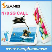 Sanei N70 -2013 Hot selling phone call best tablet computer