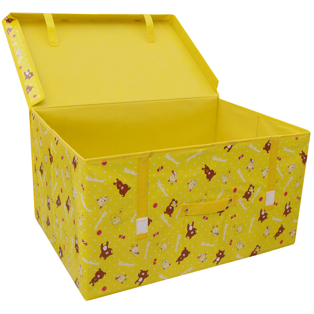 custom logo print various patterns available oem non woven fabric foldable storage box