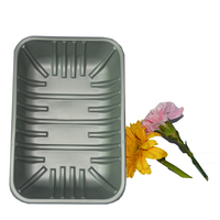 PETdisposable eco-friendly plastic containers take away food packaging food containers disposable fast food trays