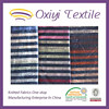 polyester printed discharge knit fabric