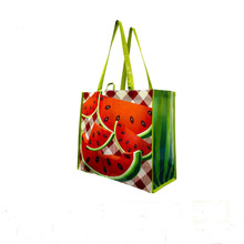 Manufacturer Wholesale Promotional Price Recyclable Fabric Shopping Tote Carry Custom PP Non Woven Bags