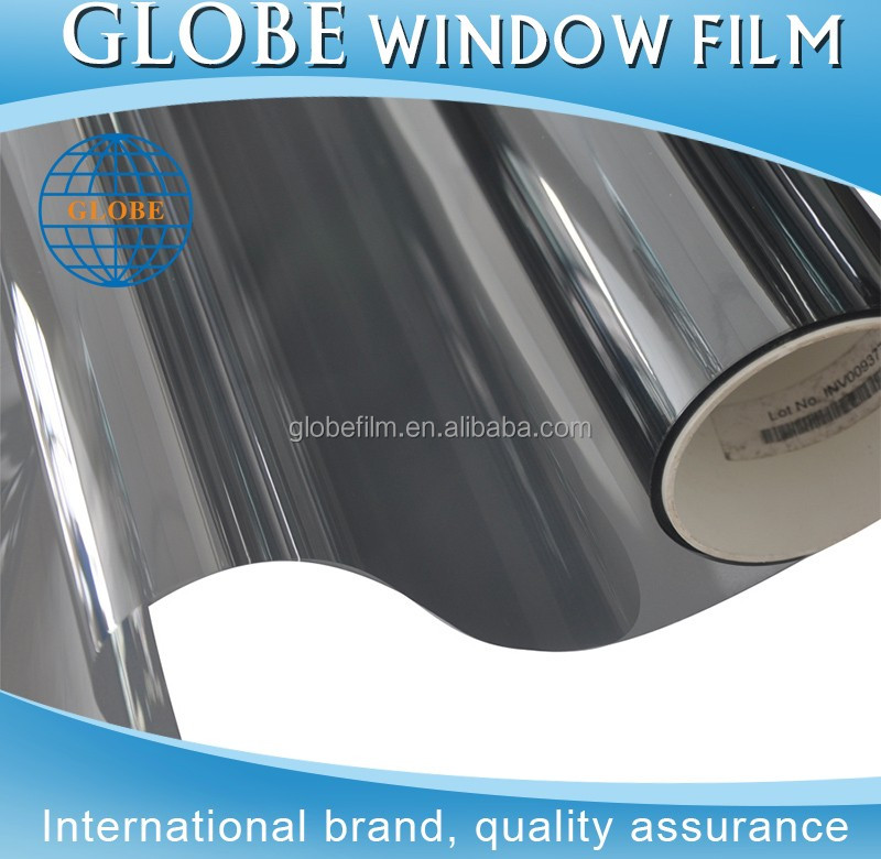 Nancy cool quality 99% uv rejection dyed solar film with competitive price