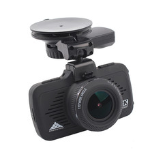 2.7 Inch Ambarella A7LA50 Full HD 1296P Car Camera Recorder With GPS Clear Night Vision