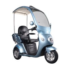 Supplier China Three Wheel Mobility Scooter Electric Tricycle
