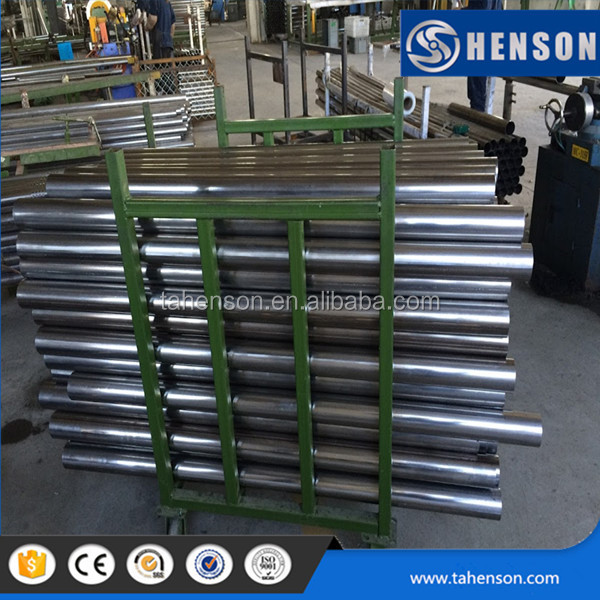 ASTM A213 polishing elliptical round seamless stainless steel pipe TP201 201 TP202 202