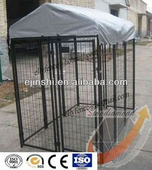 4x8x6ft Outdoor Dog Run Kennel, Professional Manufacturer