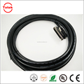 SCSI 68 POS CN TYPE MALE CABLE HARNESS WITH 60 degree Metal Junction Shell