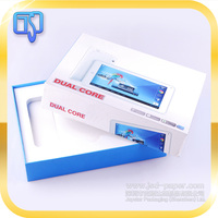 Electronics industrial use paper gift box