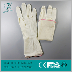 Hot selling and cheap surgical gloves sterile latex