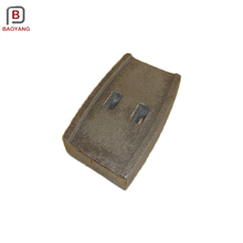 Newest good quality certificated gray heat resistant cast iron
