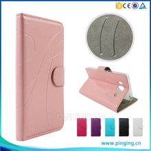 New arrival mobile phone leather case for wiko sunny , case cover for wiko sunny