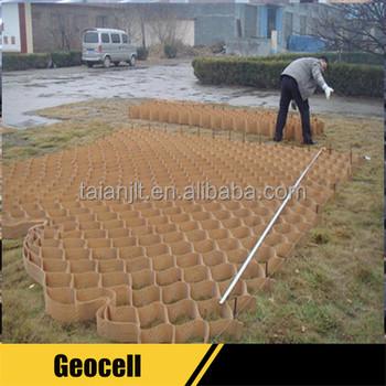 Honey b Plastic Gravel Stabilizer Grid Hdpe Geocell