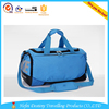 new product waterproof blue sky washable designer sports duffle rolling