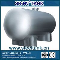 Horizontal Water Storage Tank 20000 Liter For Sale
