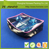 korean fashion bags cosmetic pouch bag transparent pvc cosmetic bags with zipper