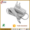 CB CE GS UL FCC RCM certification white color 12v 1.25a ac dc power adapter