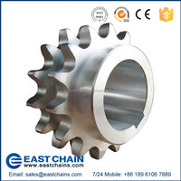 Professional standard single plastic roller sprockets