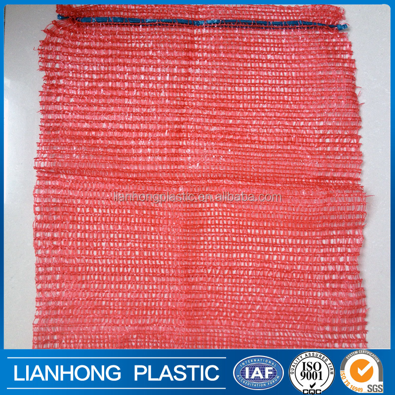 Bulk cheap mesh bags, raschel mesh bags for sale