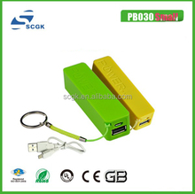 Desktop 6000mAh LED advertising picture power bank (PB030)