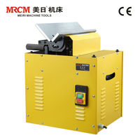 deburring aluminum strips, chamfering machine MR-R700B