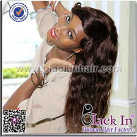 Natural Looking African American hair integration wigs