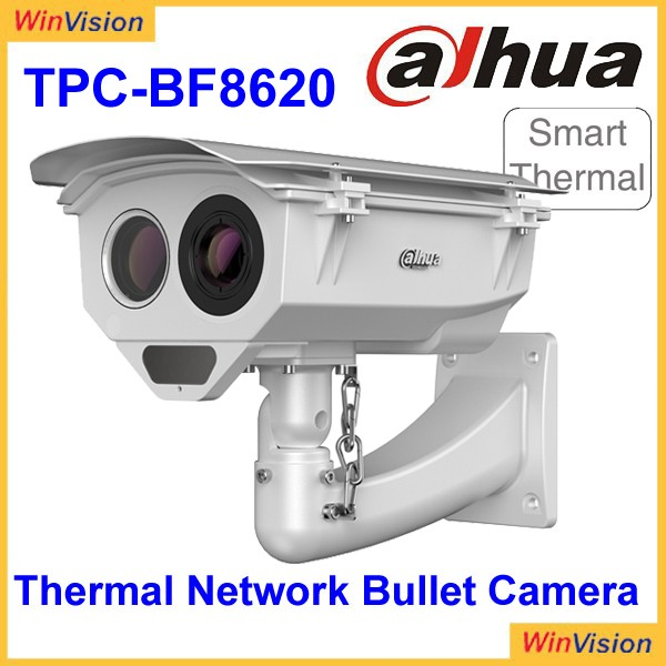 auto tracking ptz camera dahua TPC-BF8620 Support Fire detect&alarm function 4k cctv camera