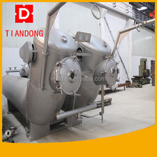 Hot factory sale with engineers overseas service dying clothes washing machine fabric dyeing machine
