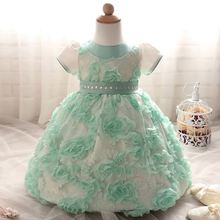dance dress Little Cake western party dresses beautiful children girls baby cotton frock design for 3 years old girl wear