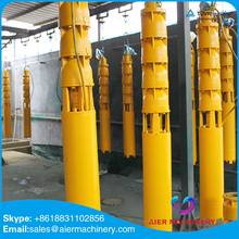 "6""/6 inch multistage sea water submersible pumps"