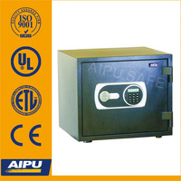 FDP-38-1B-EK/Electronic lock safe box/fire resistance safe/fireproof safe