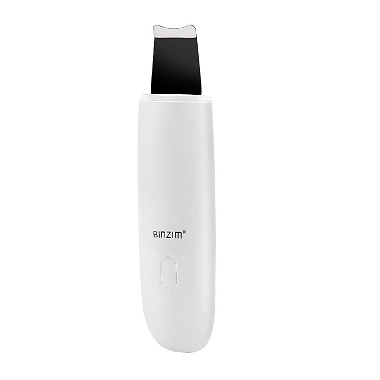 Customized <strong>Beauty</strong> and Personal Care Cleanser Skin Ultrasonic Sonic Skin Scrubber Best Buy Ultrasonic Skin Scrubber Treatment