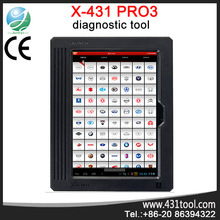 Wholesale and best price Launch X-431 PRO3 car digital fault machine heavy duty scan tool