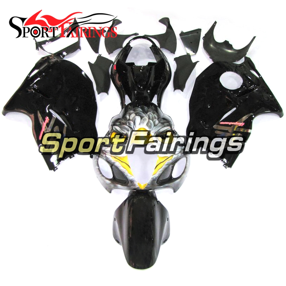 Eagle Color Injection ABS Fairing Kits For Suzuki GSXR1300 Hayabusa 1300 97 98 99 00 <strong>01</strong> <strong>02</strong> 03 04 1997-2007 Motorcycle Fairings