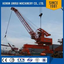 Low Price Port Used Truss Structure Rail Type Shipyard Portal Crane