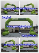 Inflatable event Arch/entrance arch tent
