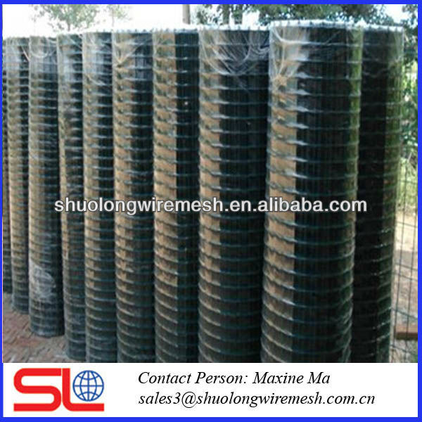 welded dutch fence rolled wire mesh fence ,hog wire fencing