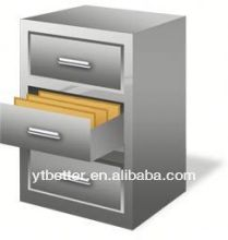 fashion metal library filing cabinet customized