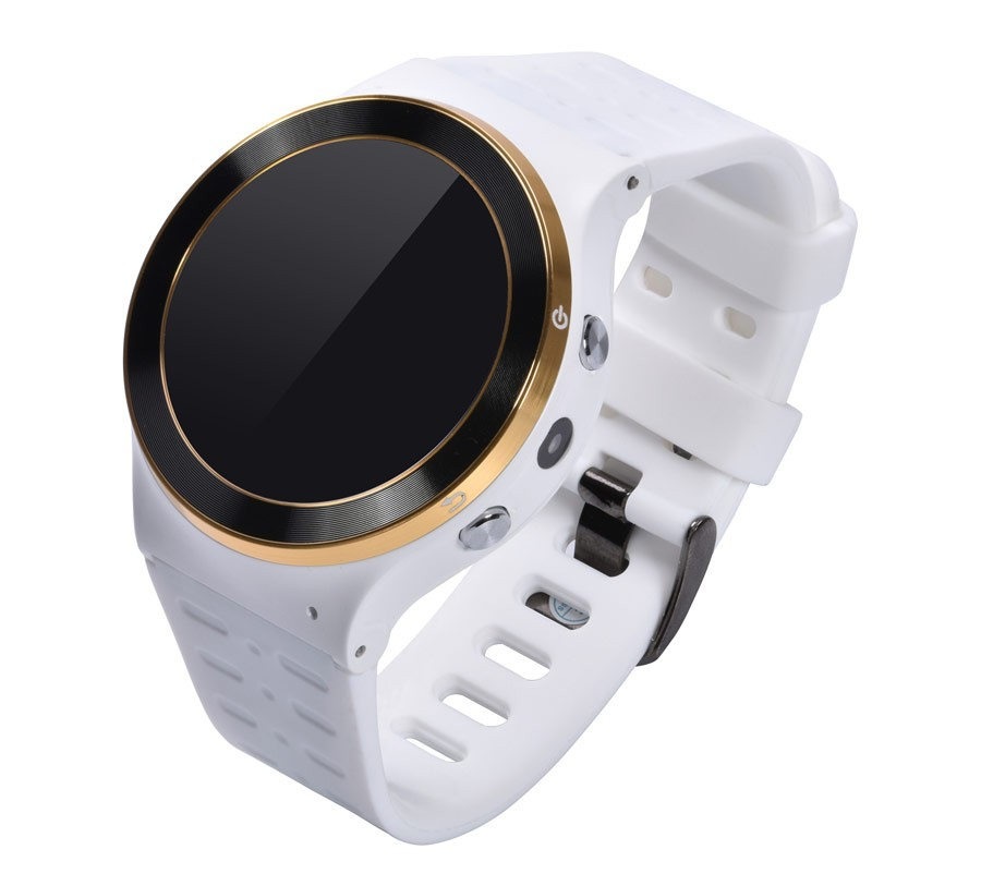 3G WIFI GPS Android Smart watch with wifi Heart Rate Monitorer Fitness Tracker