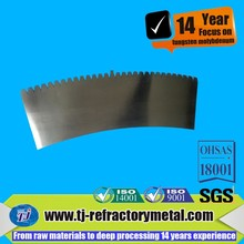 ISO 9001 sintering tungsten sheet suppliers