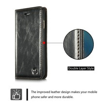 Cheap great quality PU Leather Wallet Case for iPhone 6s plus