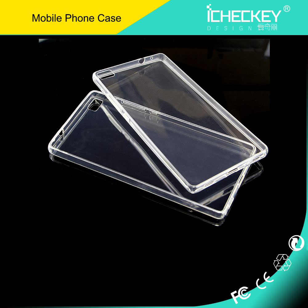 Factory Wholesale Ultra Slim Tpu Anti Gravity 5 Inch Mobile Phone Case For Iphone