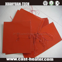 New Custom Designed Electric Silicone Rubber Heating Pad