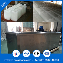 Industrial high production block ice machine/cube ice maker/cheap price ice making machine for sale