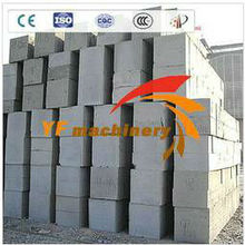 2013 hot sale air cutting system AAC block making plant /used clay brick plant